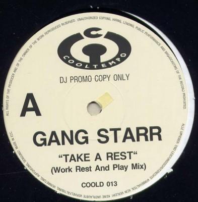 Gang Starr - Take A Rest Remixes