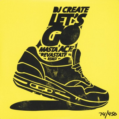 DJ Create - Let's Go
