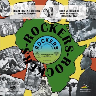 Barry Reid - Reggae Gone International / Daddy Niceous Rule