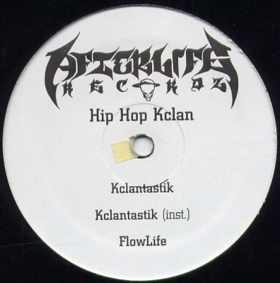 Hip Hop Kclan - Kclantastik / Can Of Man