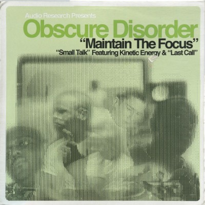 Obscure Disorder - Maintain The Focus