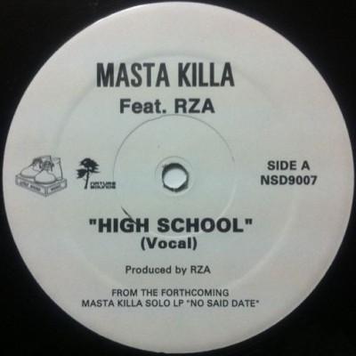 Masta Killa - High School