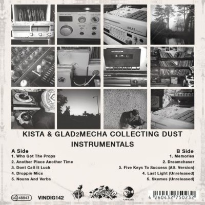 Kista - Collecting Dust Instrumentals