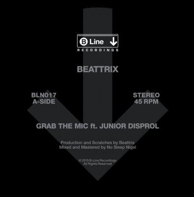 Beattrix - Grab The Mic / Passion