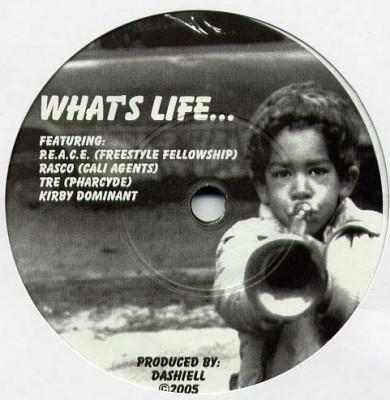 Dashiell - What's Life...