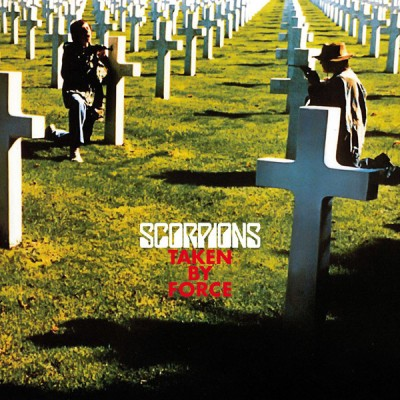 Scorpions - Taken By Force