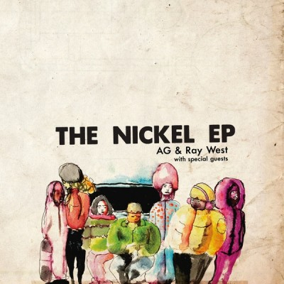 Ray West & AG - The Nickel EP
