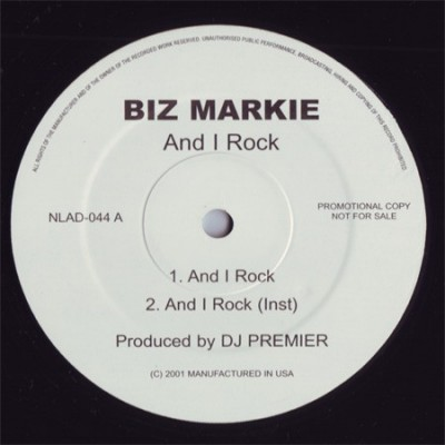 Biz Markie / Sadat X - And I Rock / Interview