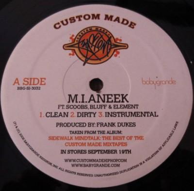 Custom Made - M.I.Aneek