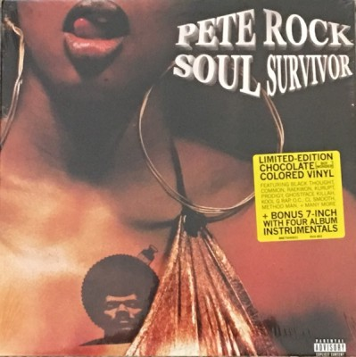 Pete Rock - Soul Survivor (Ltd. Colored 2LP+7''+Record Bag')