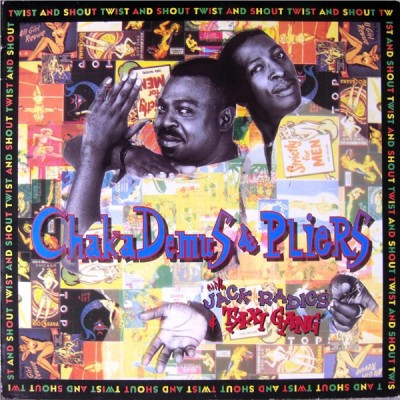 Chaka Demus & Pliers & The Taxi Gang - Twist And Shout / Rhythm Killer