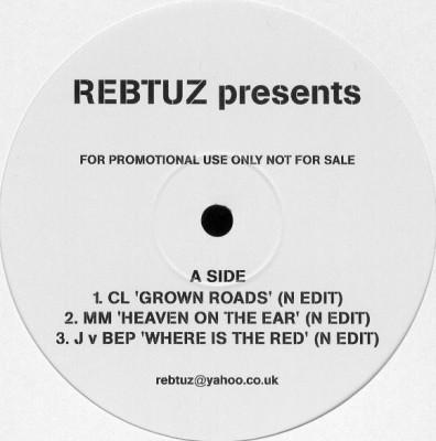 Various - Rebtuz Presents EP 7