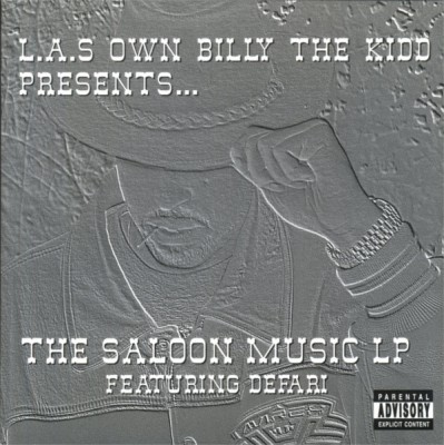 L.A.'s Own Billy The Kidd - L.A.s Own Billy The Kidd Presents... The Saloon Music LP