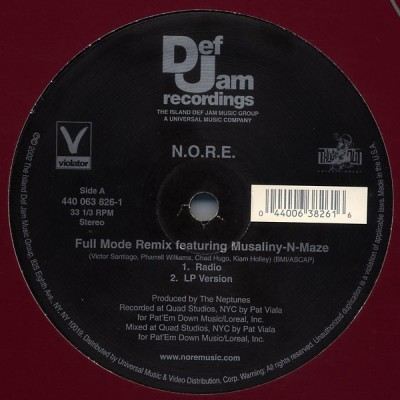N.O.R.E. - Full Mode Remix