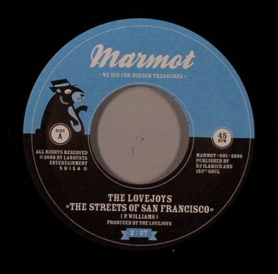 The Lovejoys - The Streets Of San Francisco