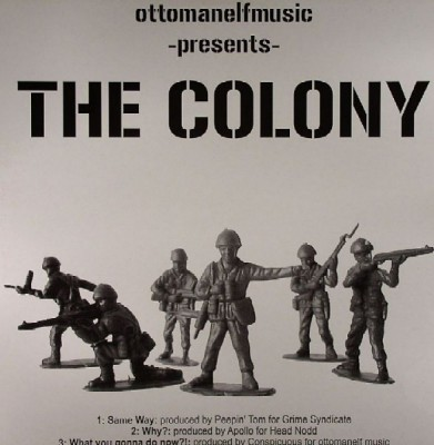 The Colony - Same Way / 'Cark' For '£2'
