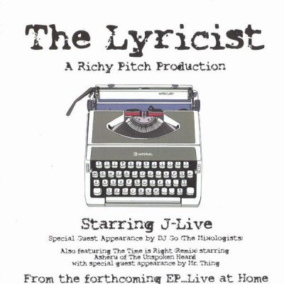 Richy Pitch - The Lyricist