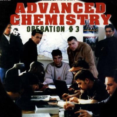 Advanced Chemistry - Operation §3 / Chemischer Niederschlag