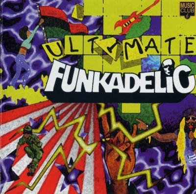 Funkadelic - Ultimate Funkadelic