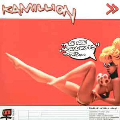 Kamillion - Groundrules / Full Metal Jacket