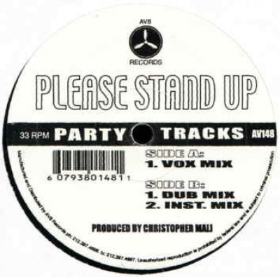 Chris Mali - Please Stand Up