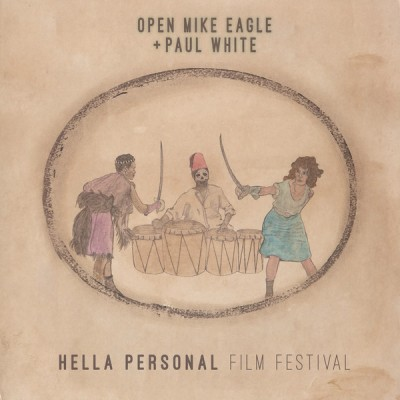 Open Mike Eagle + Paul White - Hella Personal Film Festival