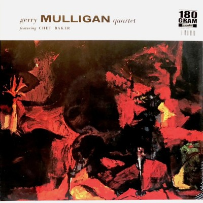 Gerry Mulligan Quartet Featuring Chet Baker - Gerry Mulligan Quartet