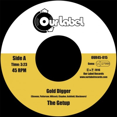 The Getup - Gold Digger