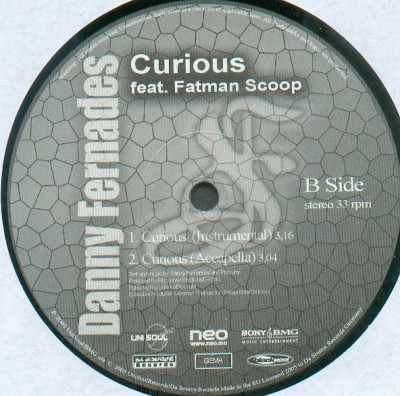 Danny Fernandes - Curious