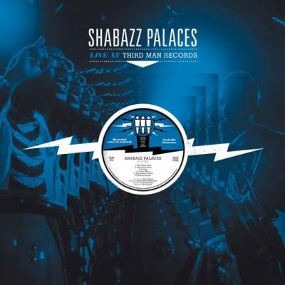 Shabazz Palaces - Shabazz Palaces Live at Third Man Records