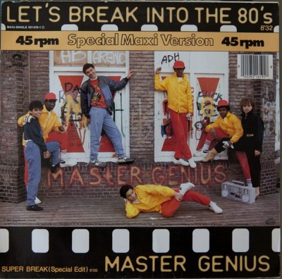 Master Genius - Let's Break Into The 80's