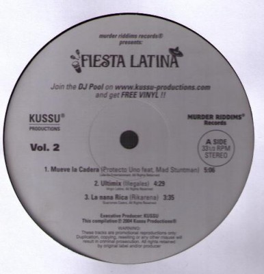 Various - Fiesta Latina Vol. 2