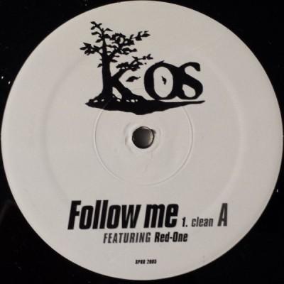 K-OS - Follow Me