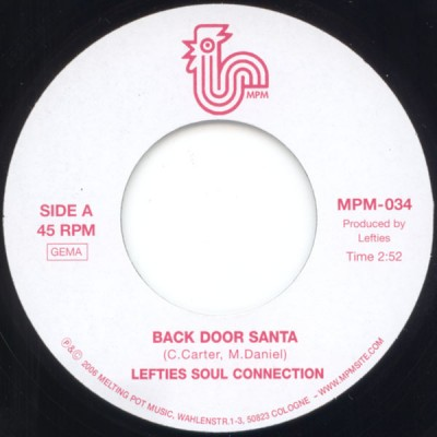 Lefties Soul Connection - Back Door Santa