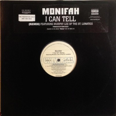 Monifah - I Can Tell (Remix)