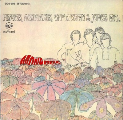 Monkees, The - Pisces, Aquarius, Capricorn & Jones Ltd.