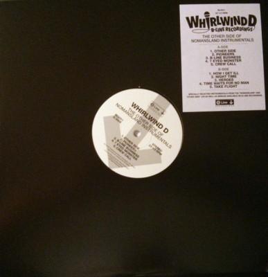 Whirlwind D - The Other Side Of Nomansland Instrumentals