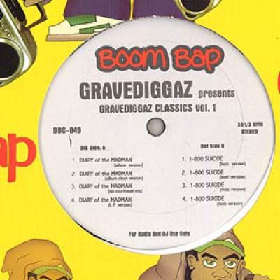 Gravediggaz - Gravediggaz Classics Vol. 1