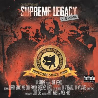 DJ Supreme - Supreme Legacy (V1.5 Remix)