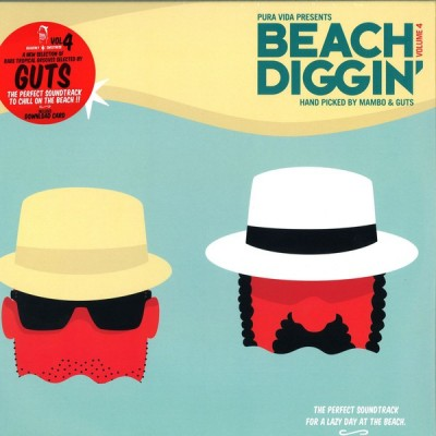 Various - Pura Vida Presents: Beach Diggin' Volume 4