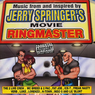 Various - Ringmaster (Music From And Inspired By Jerry Springer's Movie)