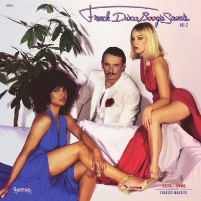 Various - French Disco Boogie Sounds Vol. 2 (1978-1985)