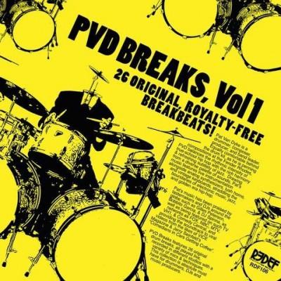 Pat Van Dyke - PVD Breaks Vol 1