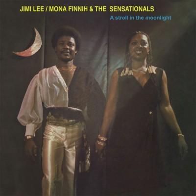 Jimmy Lee Adams - A Stroll In The Moonlight