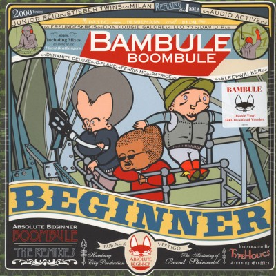 Absolute Beginner - Bambule:Boombule - The Remixed Album