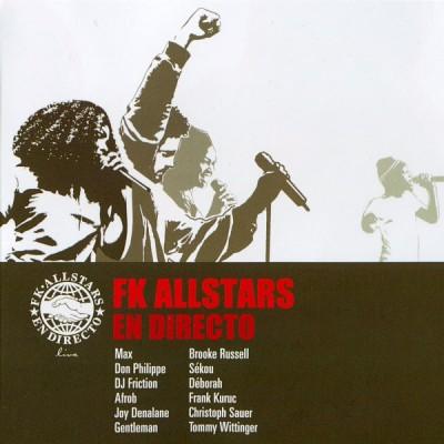 FK Allstars - En Directo