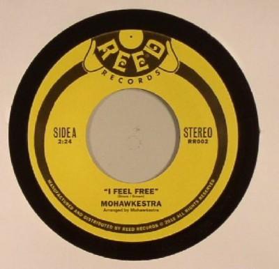 Mohawkestra - I Feel Free