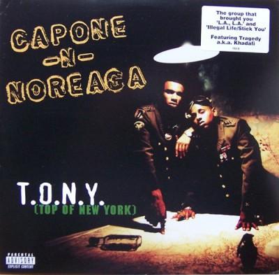 Capone -N- Noreaga - T.O.N.Y. (Top Of New York)
