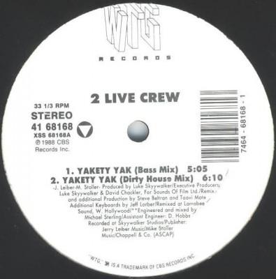 The 2 Live Crew - Yakety Yak
