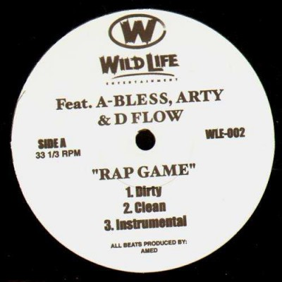 Various - Rap Game / Wildlife Theme